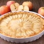 Delicious apple tart — Stock Photo #8619723