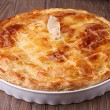 Gourmet meat pie — Stock Photo #8622426