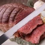 Roast beef — Stock Photo #8623912