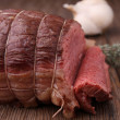 Roasted beef — Stock Photo #8623954