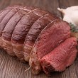 Roasted beef — Stock Photo #8623965
