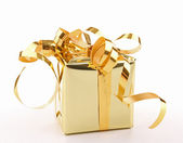 Isolated gift box — Stock Photo