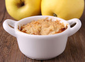 Crumble — Stockfoto
