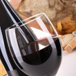 Red wine — Stock Photo #8717957