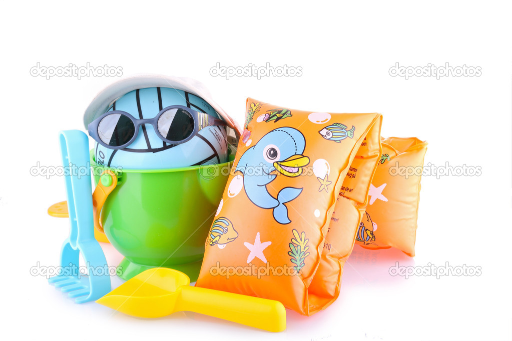 Beach toy — Stock Photo #8729136