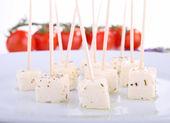 Feta cheese — Stock Photo