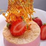 Strawberry dessert — Stock Photo #8782293