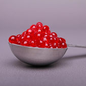 Molecular caviar — Stock Photo