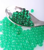 Molekylär mint kaviar — Stockfoto