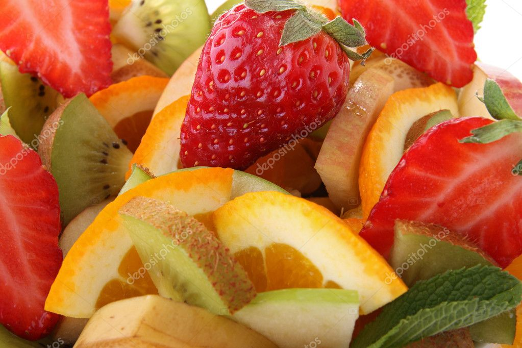 Close up on fruits  Stock Photo #8798643