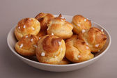 Choux pastry — Stock Photo
