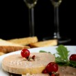 Foie gras — Stock Photo #8951399