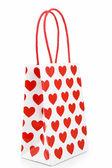 Isolated shopping bag — Stock Photo