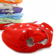 Stok fotoğraf: Disposable nappy