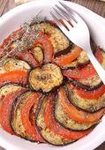 Vegetables baked — Stock Photo
