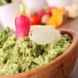 Stock Photo: Guacamole