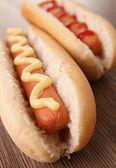 Cachorro-quente — Foto Stock