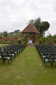 Wedding alter — Stock Photo