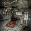 Abandoned surgery room — Stock Photo #9449756