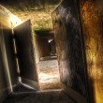 Abandoned hallway — Stock Photo #9449903