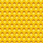 Honeycomb texture — Stock Vector