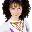 Portrait of irish dancer — Stock Photo #9246326