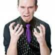 Angry man — Stock Photo #9353729