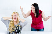 Quarrel — Stock Photo