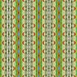 Seamless decorative color retro pattern — Stock Photo #10650979