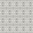 Seamless decorative retro pattern — Stock Photo