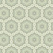 Seamless decorative color retro pattern — Stock Photo
