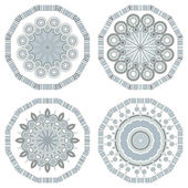 Ornamental retro pattern — Stock Photo