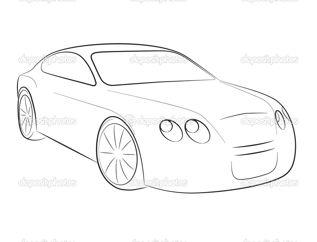 Cars crashing clipart also Smart forfour  282014 29 furthermore Dibujos De Trailers Para Colorear besides Boceto furthermore Race Car Coloring Pages. on y toyota cars