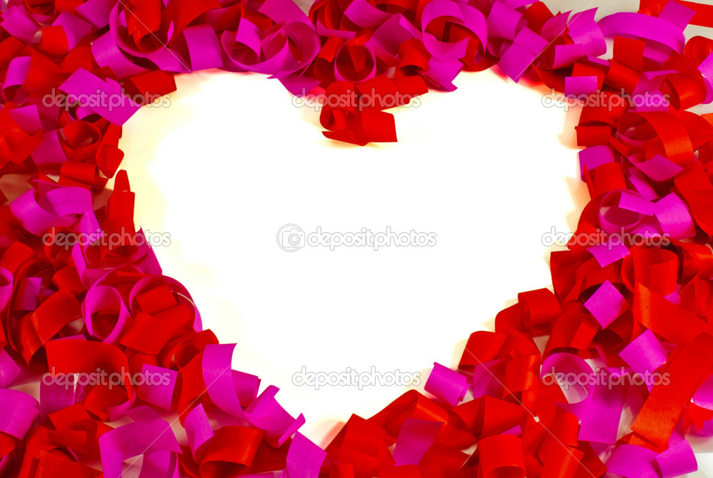 St. Valentine's day greeting background — Stock Photo #7977069