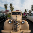 VINTAGE CAR ON DISPLAY, THAILAND — Stock Photo