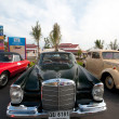 VINTAGE CAR ON DISPLAY, THAILAND — Stock Photo #8171881