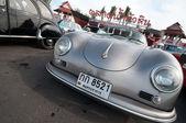 VINTAGE CAR ON DISPLAY, THAILAND — Stock Photo
