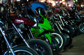 Hua Hin bike week 2011 — Stock Photo