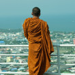 Thai monk — Stock Photo #9603443