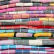 Thai Northeastern fabric — Stock Photo