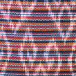 Thai Northeastern fabric — Stock Photo #9666076