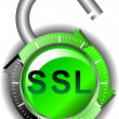 SSL - Security - Stock Photo