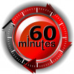 60 minutes — Stock Photo #9273419