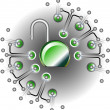 SSL - Security - Foto Stock