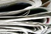 Mídia impressa — Foto Stock