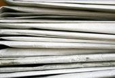 Pilha de papel — Foto Stock