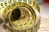 Measure tape — Stock Photo