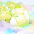 Colorful Easter Eggs — Stock Photo #8561398