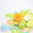 Colorful Easter Eggs — Stock Photo #8561400