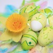 Colorful Easter Eggs — Stock Photo #8561402